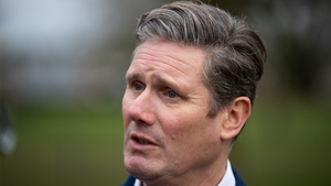 Keir Starmer said Labour needed to focus on Britain's future ties with the EU