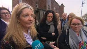 The INMO saidthat Cork University Hospital and Mercy University Hospital are operating 'beyond their limits'
