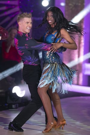 Love Islander Yewande Biala and partner Stephen Vincent