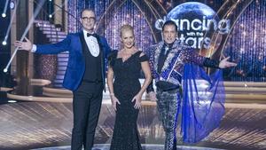 Judges Brian Redmond, Loraine Barry and Julian Benson