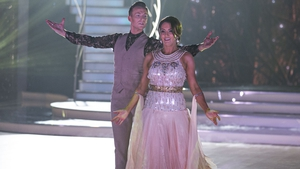 Dancing with the Stars current champions Mairead Ronan and Pro Dancer John Nolan