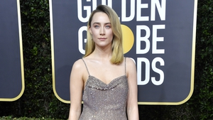 Saoirse Ronan is hoping for her second Golden Globe win tonight