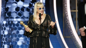 The Act star Patricia Arquette won Best Actress in a Supporting Role in a Series, Limited Series or Motion Picture made for TV and used her acceptance speech to urge people to vote.