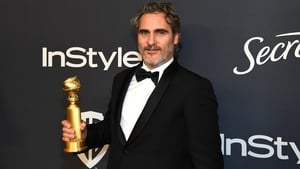 """Joaquin Phoenix won Best Actor in a Dramafor Joker and shared his delight that he was served a vegan meal at the awards. He said: """"It was a bold move making tonight plant basted and sends a powerful message."""""""
