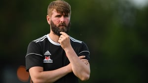 Paddy McCourt has taken on a new role with the Candystripes