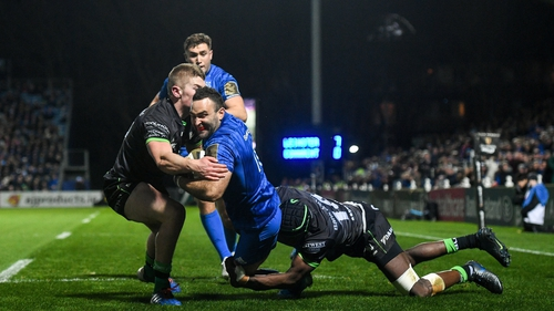 Leinster have won every game they've played in 2019-20