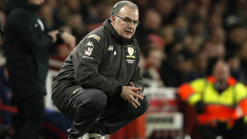 Marcelo Bielsa's contract is due to end in June
