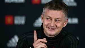 """Ole Gunnar Solskjaer: """"Of course we want to get back to where we were. It's going to take time."""""""