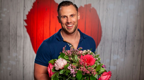 Barry-John appears on Thursday night's episode of First Dates Ireland