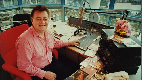 Larry Gogan died today at the age of 81