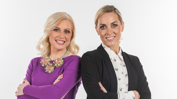 Aoife and Kathryn
