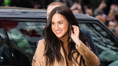 Appearing as part of thevirtual 2020 Girl Up Leadership Summit, Markle delivered an empowering speech on race and gender inequality.