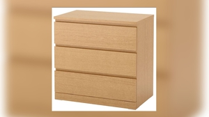 A two-year old suffocated when an IKEA MALM chest of drawers toppled over onto him