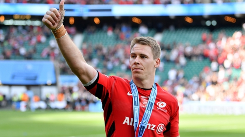 Liam Williams has already agreed a deal with Scarlets