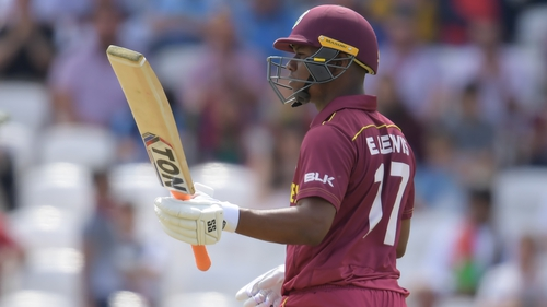 Lewis And Joseph Star As Windies Beat Ireland In First ODI