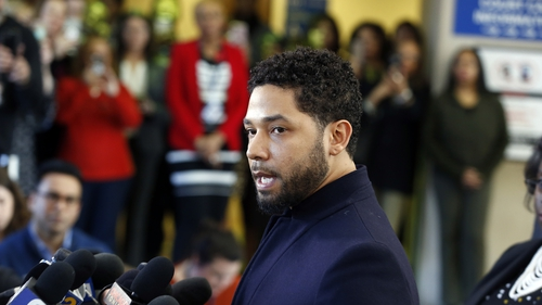 Fox Execs Decide Jussie Smollett's Final