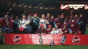 The Aston Villa team that won the 1996 Coca Cola Cup
