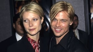 Gwyneth Paltrow and Brad Pitt pictured in 1997
