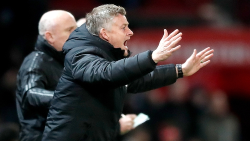 Ole Gunnar Solskjaer is still hoping to take his side back to the Champions League