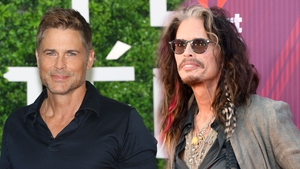 Rob Lowe: ''I thought, 'If it's good enough for Steven Tyler, it's good enough for me.' He's a big part of who I am today.''