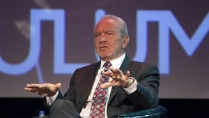 Alan Sugar said that Brexit was not all 'doom and gloom for Ireland' (Pic: RollingNews.ie)