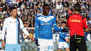 Mario Balotelli was racially abused by Lazio fans