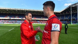 Munster head coach Johann van Graan believes scrum-half Conor Murray has suffered from playing behind a retreating forward unit