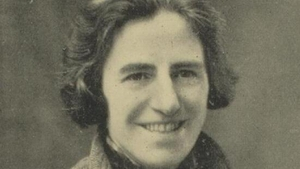 Teresa Deevy. Photo: Maynooth University Archive