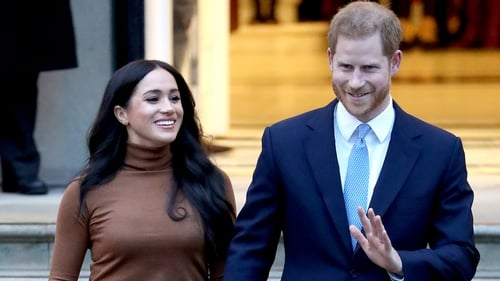 The Duke and Duchess of Sussex - 'We now plan to balance our time between the United Kingdom and North America'