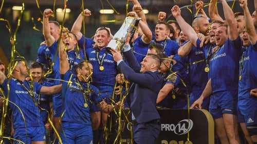 Leinster are the current Guinnes Pro14 champions