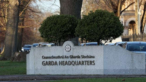 It was a joint operation between the gardaí and Dutch police