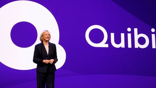 CEO Meg Whitman said Quibi was different because it was  about making content specifically for mobile