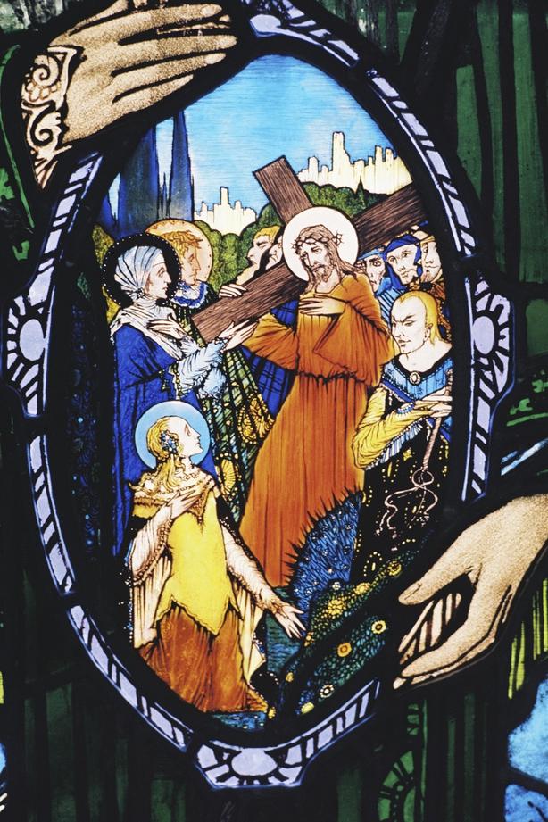 Stations of the Cross, Harry Clarke