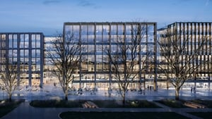 Wilton Park is part of IPUT's current office development pipeline of about 700,000 square feet
