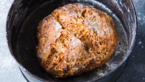 Bacon & Cheese Soda Bread