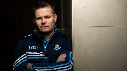 """Dessie Farrell: """"I am who they've got, and between us we've got to make this work"""""""