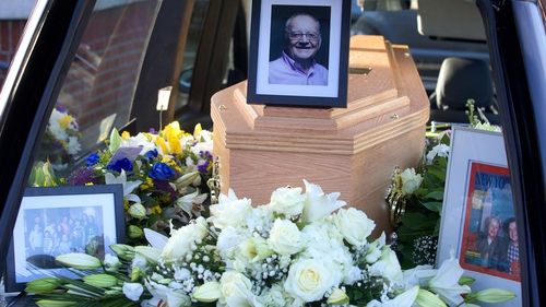 Larry Gogan died on Tuesday aged 85