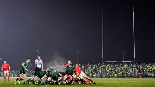The Sportsground will be given a major face lift.