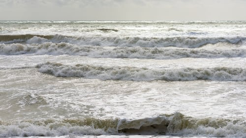 Forecasters say high seas and gales wil combine to give a risk of coastal flooding