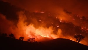 More than 130 fires are burning in the state of New South Wales