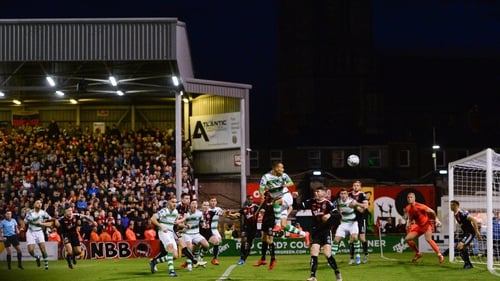 Dalymount Park is a special place on occasion of a big derby