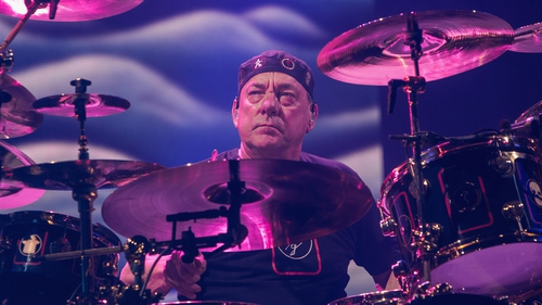 Neil Peart, lyricist and drummer for Rush, dead at 67