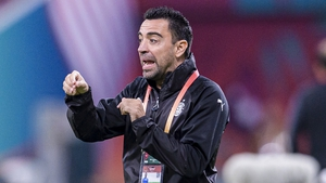 Xavi has been linked with the Barcelona job