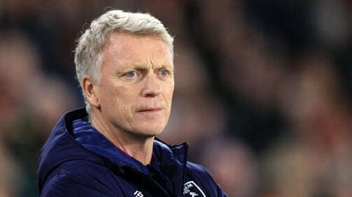 "David Moyes: ""I've seen the replay and it still looks a really good goal"""