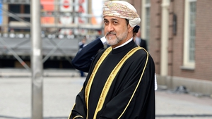 Haitham bin Tariq was minister of heritage and culture before being named sultan