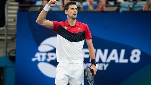 Novak Djokovic and Team Serbia are through to the decider