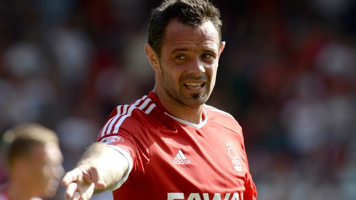 Andy Reid is back at Nottingham Forest