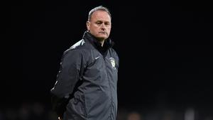 Alan Mathews joins St Pat's as first team manager
