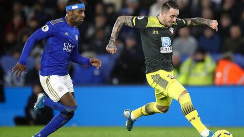Danny Ings got the winner for improving Southampton