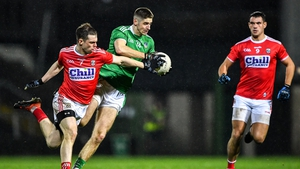 Danny Neville scored seven points in total as Limerick beat Cork in the McGrath Cup final
